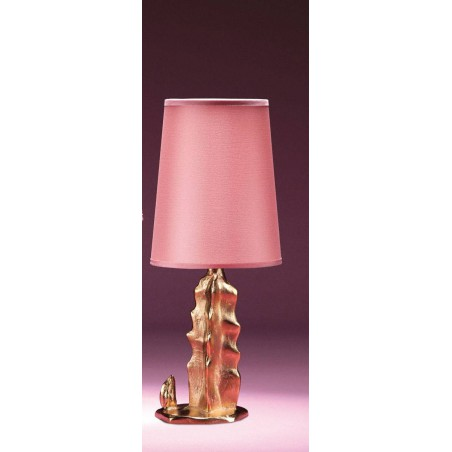 Bronze table lamp ACOMA - Objet Insolite
