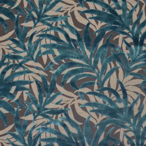 Tissu velours Jungle Casal - Canard 12707-12