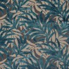 Velvet fabric Jungle Casal - Canard 12707-12