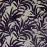 Velvet fabric Jungle Casal - Myrtille 12707-96