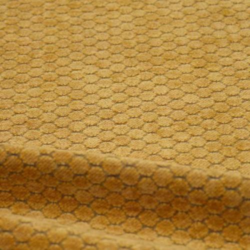 Tissu velours Hydromel Casal - Ambre 16202-42