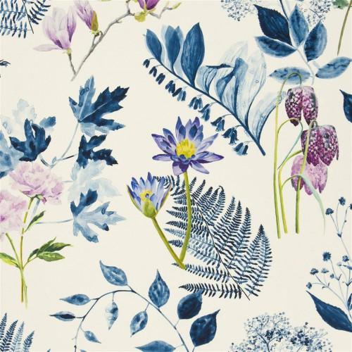 Tissu soie Mokuren - Designers Guild