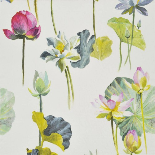 Tissu lin Nymphaea - Designers Guild