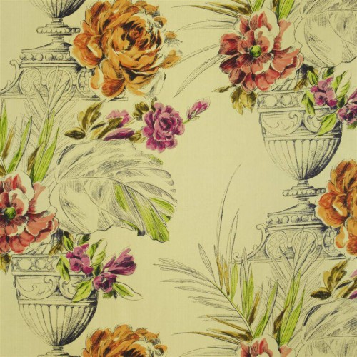 Tissu soie Zephirine coloris Travertine F1750-01 - Designers Guild