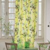 Tissu lin Bamboo Trellis - Designers Guild