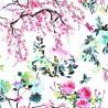Tissu coton Chinoiserie Flower - Designers Guild