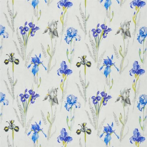 Tissu coton Antoinette coloris Amethyst FDG2477-01 - Designers Guild