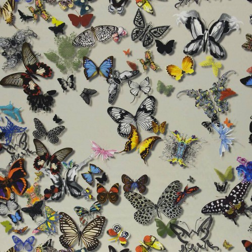 Butterfly Parade fabric - Christian Lacroix