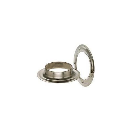 Œillet de bâche rond inox 25 mm - Miederhoff