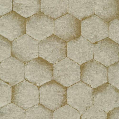Tissu Sing - Rubelli coloris 30060/001 avorio (ivoire)