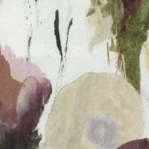 Tissu Pardes - Rubelli coloris 30065/001 autunno (marron)