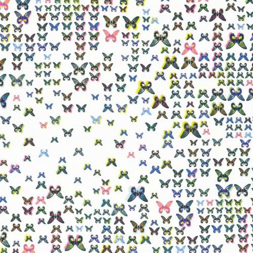 Tissu Rio CL - Christian Lacroix coloris FCL2280 opale