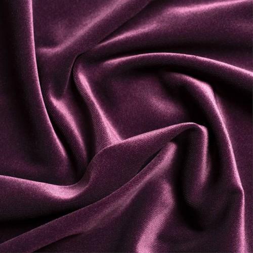 Tissu velours Allure - Panaz 116 navy
