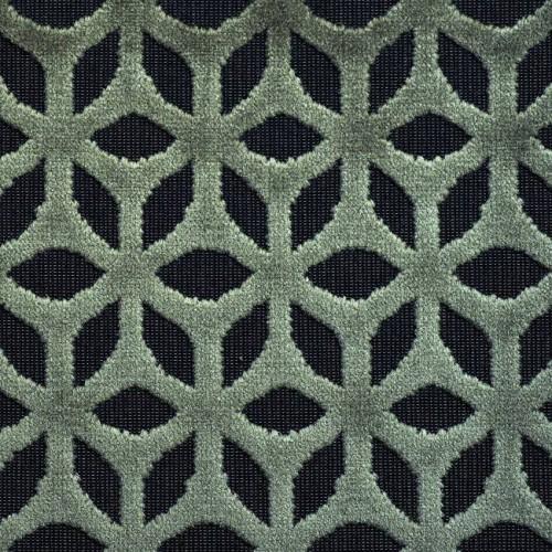 Velvet fabric Merletto - Panaz