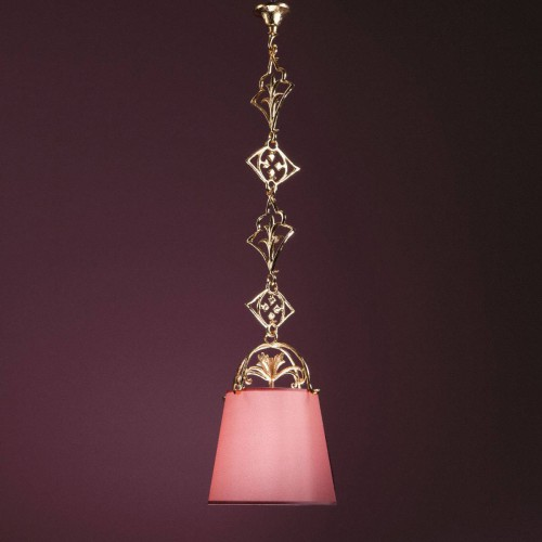 Bronze suspension VERONE - Bronze gold