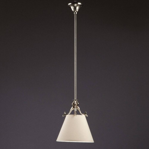 Grande suspension en Bronze VENISE - Bronze nickele