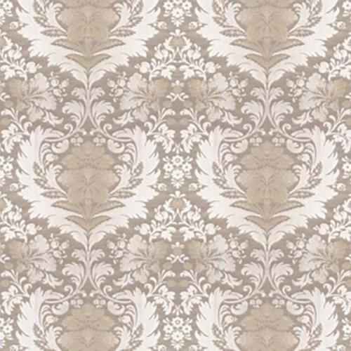 Tissu Epidaure - Houlès coloris 72897/9010 corde