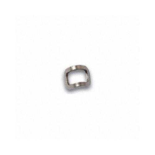 Arrêt clips universel pour fermeture éclair YKK chaine 5 mm et 10 mm
