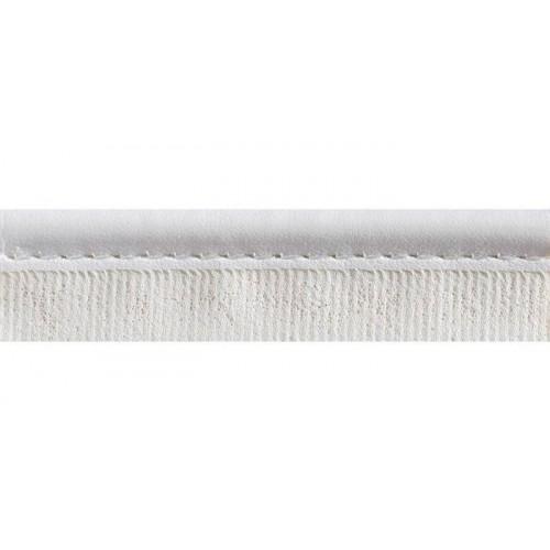 Passepoil simili-cuir diamètre 4 mm - Houlès coloris 31104/9000 blanc casse