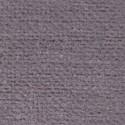 Tissu velours plat Amara Casal coloris lilas