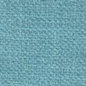 Tissu velours plat Amara Casal coloris turquoise