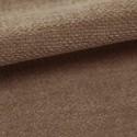 Tissu velours plat Amara Casal coloris bois