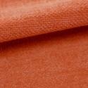 Tissu velours plat Amara Casal coloris braise