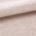 Tissu velours plat Amara Casal coloris ficelle