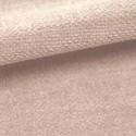 Tissu velours plat Amara Casal coloris grège