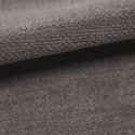 Tissu velours plat Amara Casal coloris réglisse