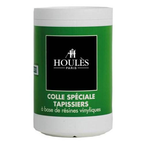 Pot de 1 Kg colle blanche Nicolas spéciale Passementerie Houlès référence 25011
