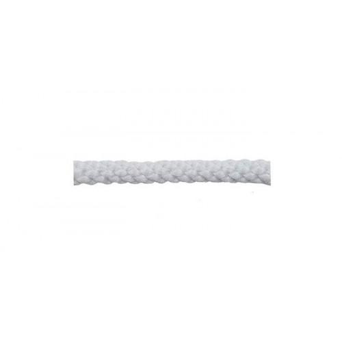 Câblé corde 7 mm collection Aurore - Houlès coloris 37354/9000 blanc