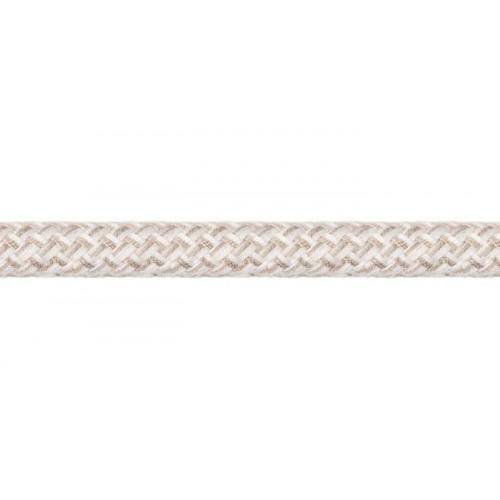 Câblé corde 10 mm collection Plaza - Houlès coloris 37103/9010 ivoire