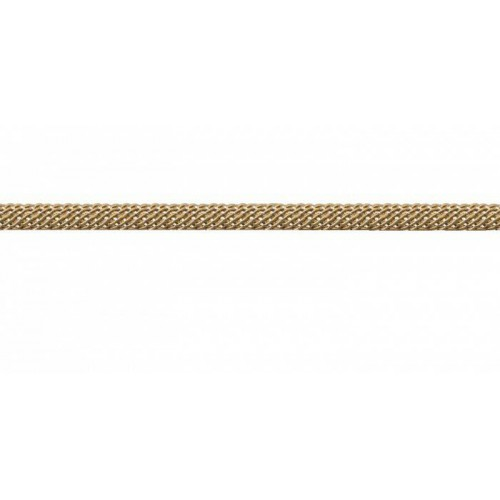 Câblé corde 7 mm collection Scarlett Metal - Houlès coloris 31219/9115 or