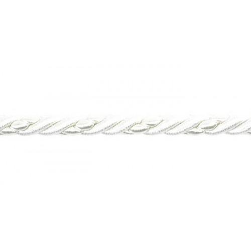 Câblé corde 8 mm collection Valmont - Houlès coloris 31249/9000 blanc
