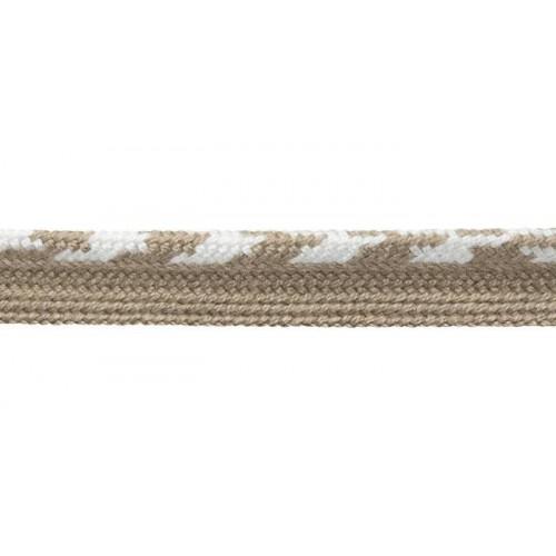 Câblé sur pied 5 mm collection Gallery - Houlès coloris 31113/9020 beige