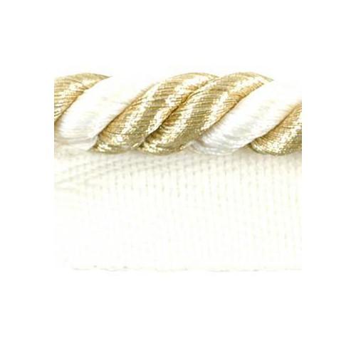 Câblé sur pied 8 mm collection Luxury - Houlès coloris 31238/9010