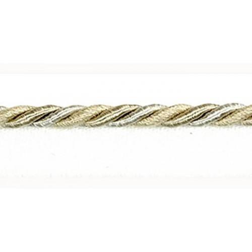 Onyx Metal piping cord Loop 8 mm - Houlès