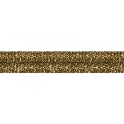 Double Corde & Galons metal piping cord 10 mm - Houlès
