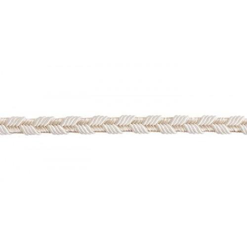 Faux Leather mat semi-mat finish piping cord 11 mm - Houlès