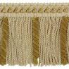 Embellished bullion Fringe 88 mm Beaugency - Houlès