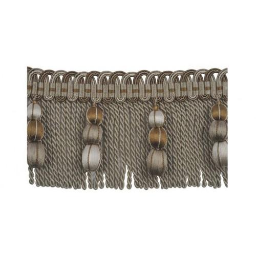 Embellished bullion Fringe 90 mm Palais royal - Houlès