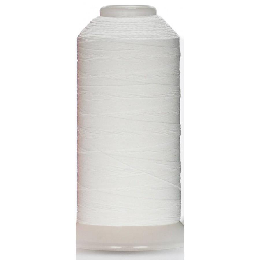 Fil /à coudre FIM /épaisseur 120 pour tout coudre 1 322 environ 4/570/m//rouleau de fil /à surfiler en c/ônes. schwarz 100/% polyester