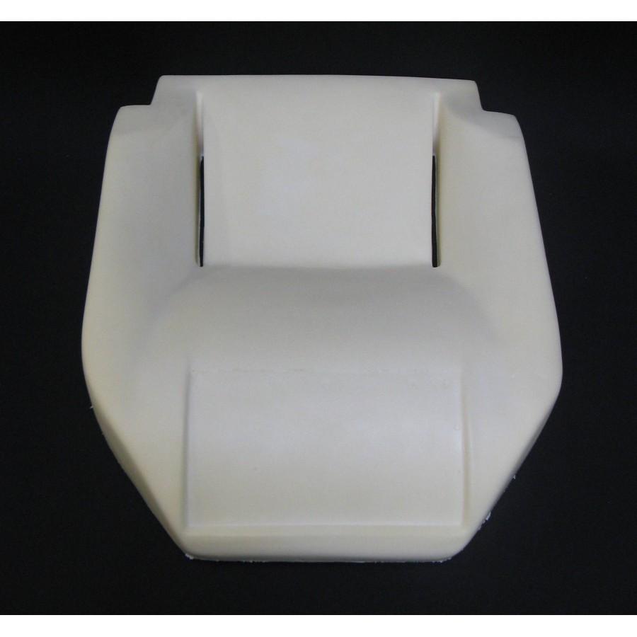 Foam seat and back seat to Matra Murena