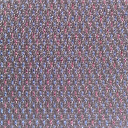 Tissu à pois partie latérale pour Renault Clio à partir de 2007