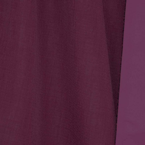 Dimout fabric Chasseron Casal color Amarante 54026-96