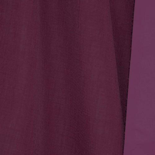 Tissu dimout Chasseron Casal coloris Amarante 54026-96
