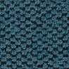 Tissu microfibre non feu M1Koji coloris bleu foncé