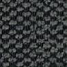 Tissu microfibre non feu M1Koji coloris charbon