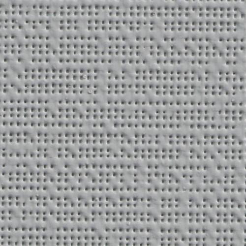 Tissu micro perforé Meaban coloris argent